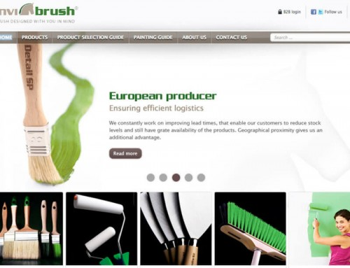 Envibrush
