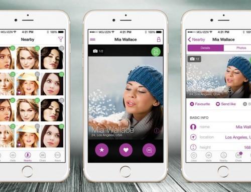 Feelink – mobilna aplikacija